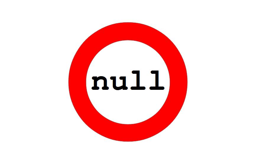 null-gehört-Verboten